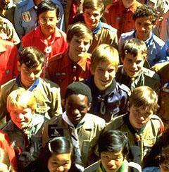 Escotismo - Movimento de Jovens