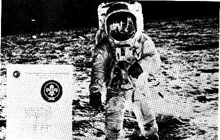 Escoteiro na Lua - Neil Armstrong